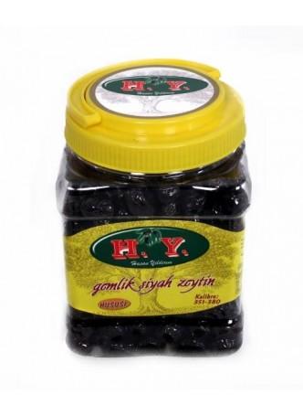Hususi Siyah Zeytin 900 Gr. (351-380)